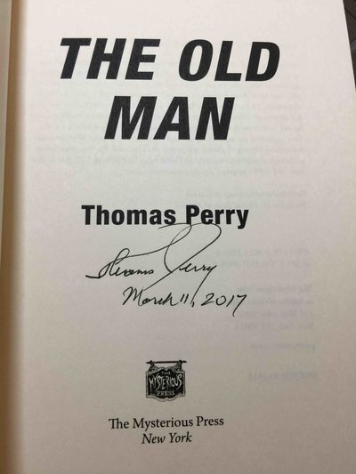 THE OLD MAN. by Perry, Thomas.