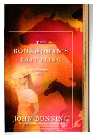 THE BOOKWOMAN'S LAST FLING. by Dunning, John,