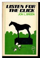 LISTEN FOR THE CLICK. by Breen, Jon L.