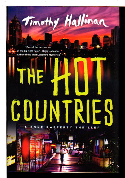 THE HOT COUNTRIES. by Hallinan, Timothy.