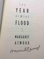 THE YEAR OF THE FLOOD. by Atwood, Margaret.