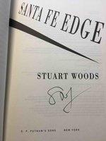 SANTA FE EDGE. by Woods, Stuart