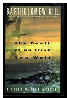 THE DEATH OF AN IRISH SEA WOLF. by Gill, Bartholomew.