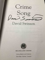 CRIME SONG. by Swinson, David.
