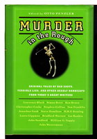 MURDER IN THE ROUGH. by [Anthology, signed] Penzler, Otto, editor. John Sandford, signed.