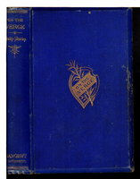 ON THE VERGE: A Romance of the Centennial. by Shirley, Philip (pseudonym of Annie Lake Townsend, 1857-1926)