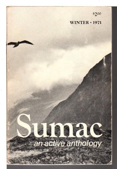 SUMAC: An Active Anthology. Winter 1971. Volume 3 Number II. by Gerber, Dan and Jim Harrison, editors. Richard Shelton, signed.