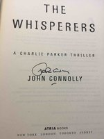 THE WHISPERERS. by Connolly, John.