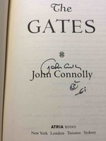 THE GATES. by Connolly, John.