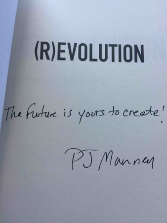 (R)EVOLUTION. by Manney, P. J.