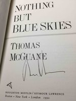 NOTHING BUT BLUE SKIES. by McGuane, Thomas.