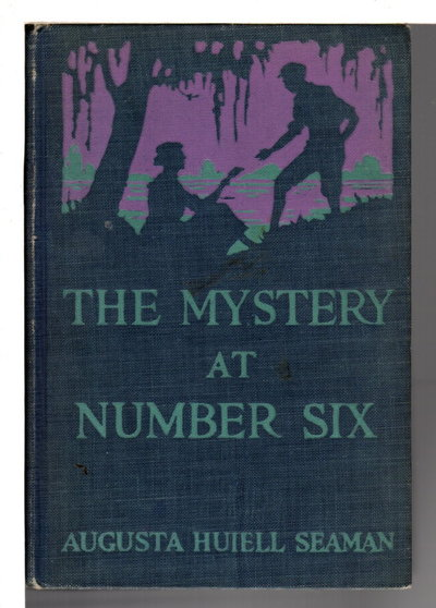 THE MYSTERY AT NUMBER SIX. by Seaman, Augusta Huiell.