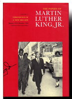 THE PAPERS OF MARTIN LUTHER KING, JR. : Volume V:  Threshold of a New Decade,  January 1959 - December 1960. by King, Martin Luther, Jr, (1929-1968.) Clayborne Carson, Tenisha Armstrong, Susan Carson, Adrienne Clay and Kieran Taylor,  editors.