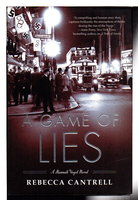 A GAME OF LIES. by Cantrell, Rebecca.