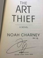 THE ART THIEF. by Charney, Noah.
