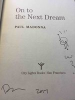 ON TO THE NEXT DREAM. by Madonna, Paul.
