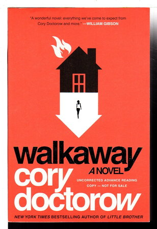 WALKAWAY. by Doctorow, Cory.