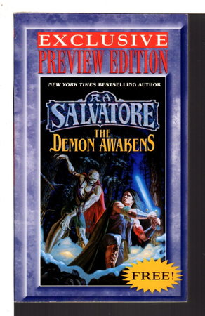THE DEMON AWAKENS. by Salvatore, R.A.