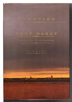 EVENTIDE. by Haruf, Kent.