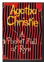 A POCKET FULL OF RYE. by Christie, Agatha.