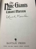 THE NINE GIANTS. by Marston, Edward (pseudonym of Keith Miles)