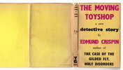 Another image of THE MOVING TOYSHOP: A Detective Story. by Crispin, Edmund.(pseudonym of Bruce Montgomery.)
