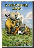 A NEWBERY ZOO: A Dozen Animal Stories by Newbery Award-Winning Authors. by Greenberg, Martin H. and Charles G. Waugh, editors.