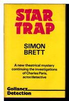 STAR TRAP: A Crime Novel. by Brett, Simon