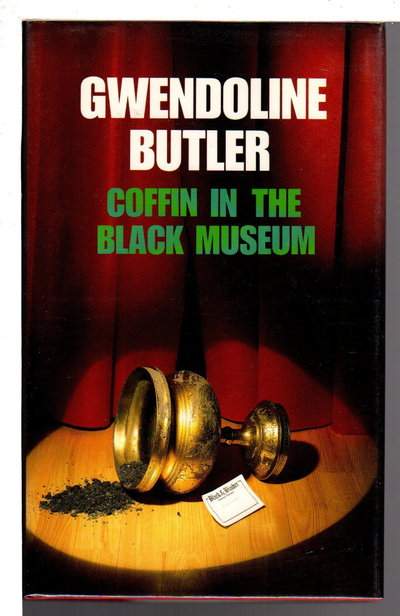 COFFIN IN THE BLACK MUSEUM. by Butler, Gwendoline (1922-2013)