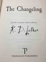 THE CHANGELING. by Lathar, K.D.