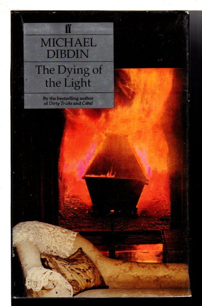 THE DYING OF THE LIGHT. by Dibdin, Michael.