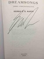 DREAMSONGS: GRRM: A Rretrospective. by Martin, George R.R.