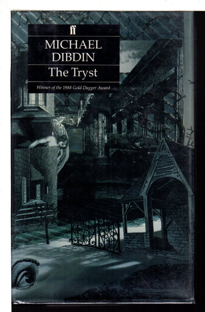 THE TRYST. by Dibdin, Michael.