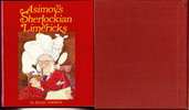 Another image of ASIMOV'S SHERLOCKIAN LIMERICKS. by Asimov, Isaac.
