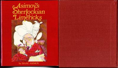 ASIMOV'S SHERLOCKIAN LIMERICKS. by Asimov, Isaac.