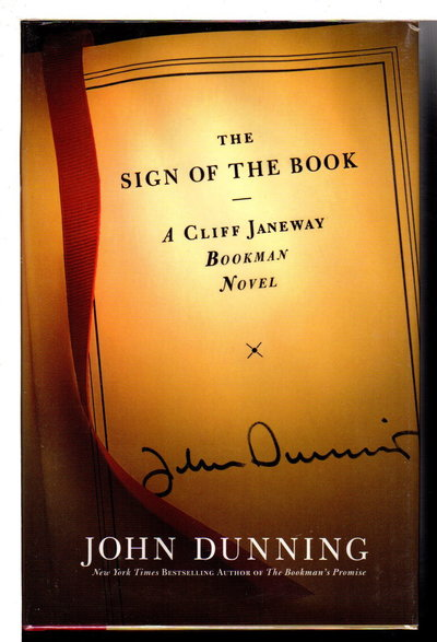 THE SIGN OF THE BOOK. by Dunning, John.