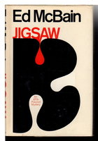 JIGSAW: An 87th Precinct Mystery. by McBain, Ed.