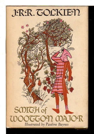 SMITH OF WOOTTON MAJOR. by Tolkien, J.R. R.