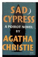SAD CYPRESS.  by Christie, Agatha.