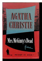 MRS McGINTY'S DEAD.  by Christie, Agatha.