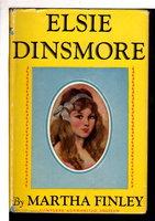 ELSIE DINSMORE. by Finley, Martha,