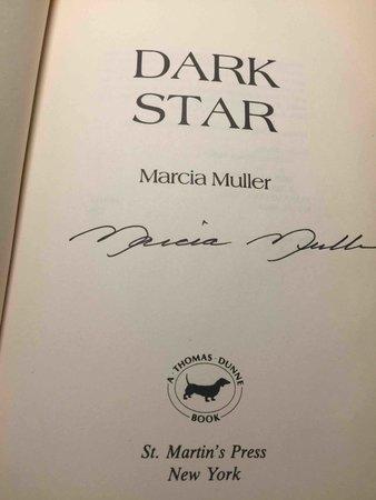 DARK STAR. by Muller, Marcia.