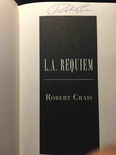LA REQUIEM. by Crais, Robert