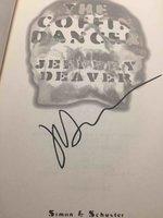 THE COFFIN DANCER. by Deaver, Jeffery.