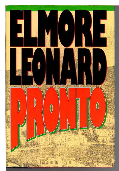 PRONTO. by Leonard, Elmore.
