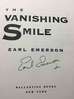 THE VANISHING SMILE. by Emerson, Earl.