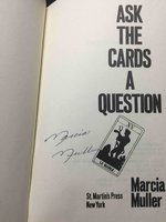 ASK THE CARDS A QUESTION. by Muller, Marcia.