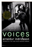 VOICES. by Indridason, Arnaldur.