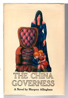 THE CHINA GOVERNESS. by Allingham, Margery (1904-1966).