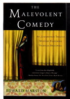 THE MALEVOLENT COMEDY. by Marston, Edward.(pseudonym of Keith Miles)